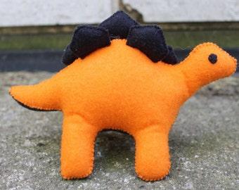 Felt Stegosaurus