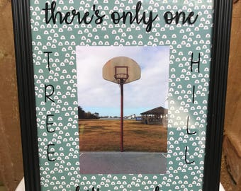 One Tree Hill photo frame