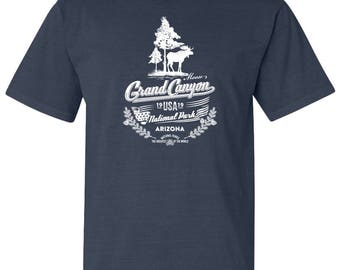 Grand Canyon National Park Adventure Comfort Colors TShirt