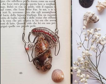"Pendant ""Sea Dragon"""