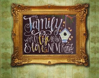 Family Where Life Begins