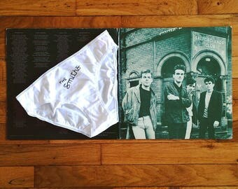 Embroidered Panties Groupie - the Smiths