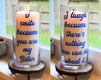 Sister Birthday, Sister Gift, Sister Birthday Gift, Birthday Gifts for Sister, Sister Gift Ideas, Sister Gift from Sister, Gift for Sister