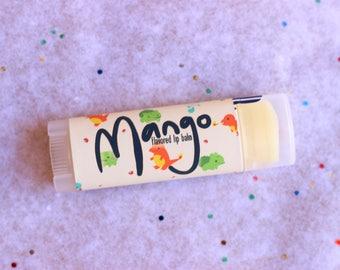 Mango Lip Balm (Vegan)