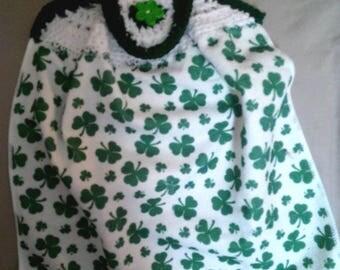 St. Patrick's towel