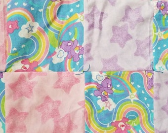 Care Bear Baby Quilt