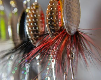 Spinner Earrings