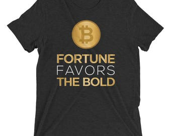 Buy Bitcoin Fortune Favors The Bold Online