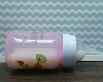 Sealed Reborn Bottle, Reborn Faux Formula Bottle, Doll Bottle, Reborn Baby Bottles, Reborn Babies, Reborn Accessories, Baby Photo Prop