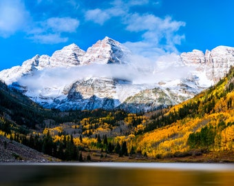Autumn Maroon Bells