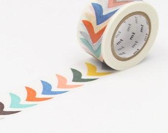 mt x Minä Perhonen - bird grande・mix < MTMINA27 > - Washi Tape  | masking tape | planner accessories | japanese stationery