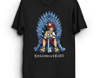 Kingdom of Hearts - Sora T-Shirt | Video Game T-Shirt