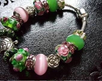 I'm Leafing You Bracelet