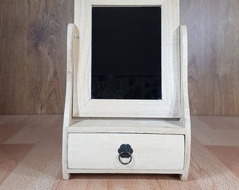 Mirror with cabinet - Jewelry Box - Mirror for room and corridor