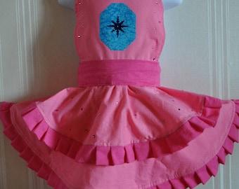 SALE 40% OFF Cosplay Super Mario's Princess Peach Child's Apron
