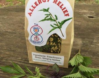 Allergy Relief Herbal Tea
