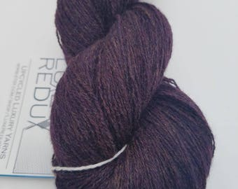 Recycled Cashmere Yarn - Heavy Lace Weight