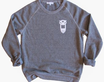 Retro Patch Sorority Sweatshirt