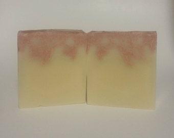 Orange Cinnamon and Clove Soap