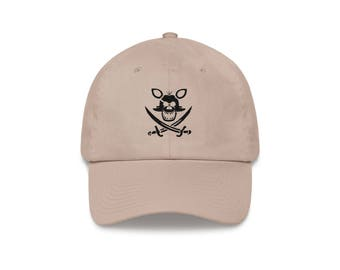 Fnaf Foxy hat, Five Nights Caps Anniversary gifts, at freddy's Gifts for him, foxy caps Gifts for her, Personalized gift ideas