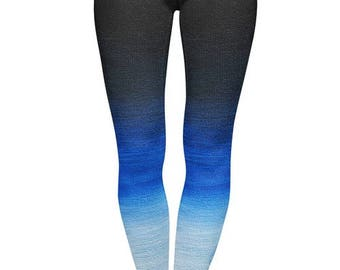 SpaceSky Yoga Pants