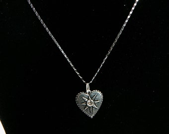 Sterling Silver Necklace(DF/NL/0031)