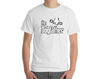 The Dogfather Dog Lover T-Shirt
