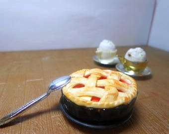 pie or red fruit pie