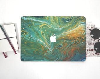 Marble Case MacBook Air Paint MacBook Case Apple MacBook Case White MacBook Pro 13 Case Apple Mac Cover Laptop Case Macbook Pro 2017 Case