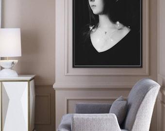 BOTTICELLI 3   - Canvas Art Print