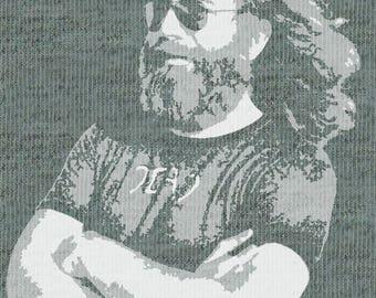 Jerry Garcia in Egypt Men's T-Shirt