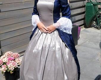 Medieval, renaissance, Victorian dress