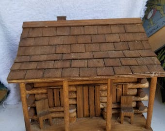 Handmade Log Cabin