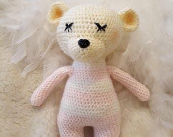 Teddy bear - Amigurumi crochet