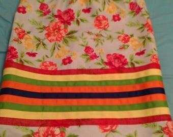 Ladies/Teen (Large) Ribbon Skirt