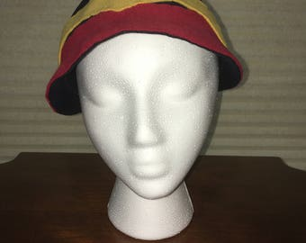 1930s Multi-Color Felt Hat
