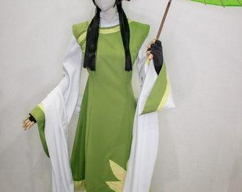 Avatar the last bender Mai costume