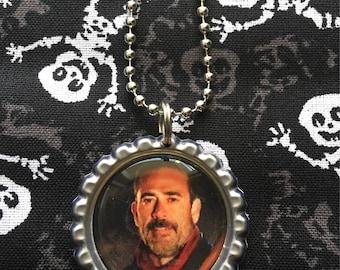 Negan Necklace Pendant