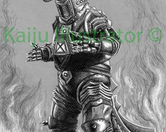 mecha godzilla 1975 from terror of mecha godzilla 8x10 print - Godzilla Pictures To Print