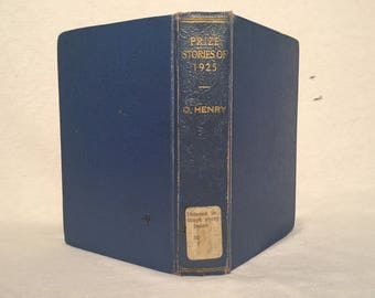 Prize Stories of 1925