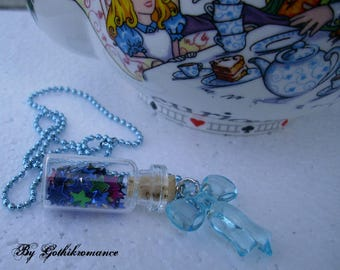 Vial wish necklace