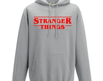 Stranger Things Hoodie Stranger Things Sweater Sweatshirt Pullover Stranger Things Gift Kids Hoodie Friends Don't Lie Bitchin Hawkins Eleven