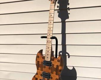 Electric Guitar - Puzzle SG