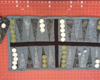 Backgammon sets