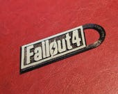 Fallout 4 Inspired Key Ring