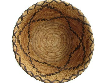 Authentic Pima Papago Basket