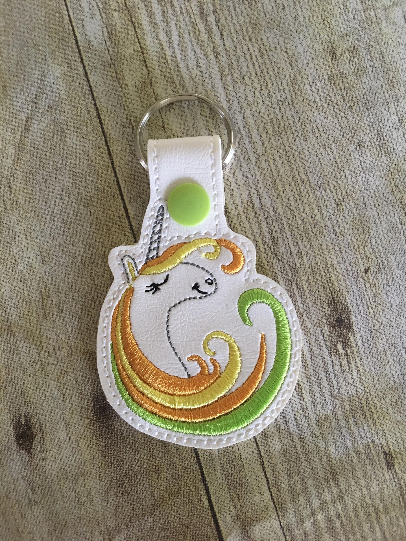 Unicorn keychain 62f0b319f5