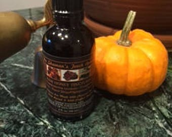 1/50 ml, 3 Mushroom Mix Bottle-- Reshi/Chaga/Birch Razor Strop Mushroom Tincture Sweetened With Raw Honey