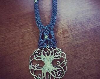 Tree of Life/macramé