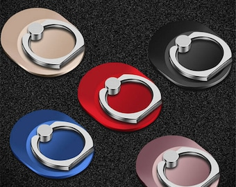 Phone Holder Ring for Smart Phones and Tablets